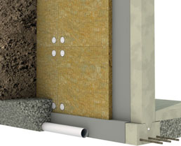 Home construction best insulation for new home construction for Roxul mineral wool insulation