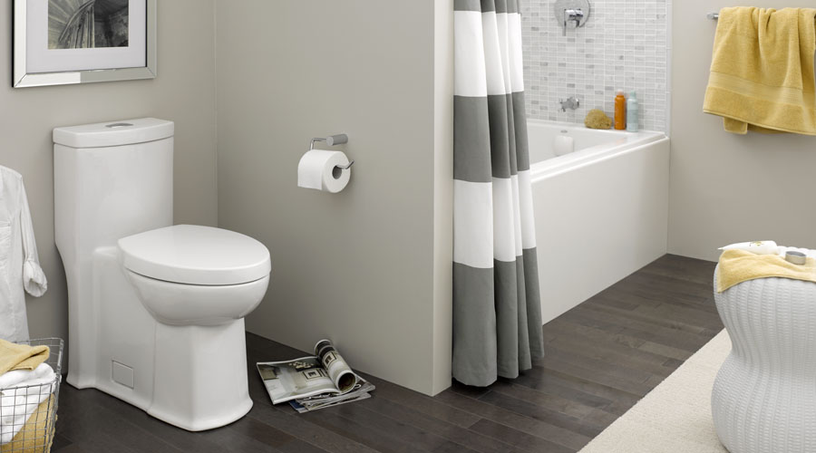 Water Efficient Toilets In Leed Platinum Home Green Home