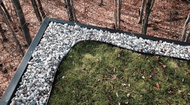 Diy Green Roof Installation Video Green Home Guide Ecohome