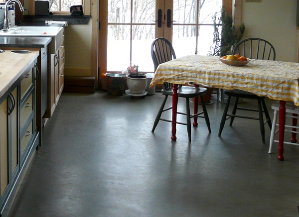Choosing healthy and durable floors green home guide for Basement pros and cons