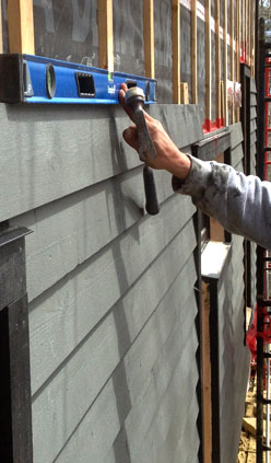 How To Install Siding So Walls Can Dry Green Home Guide