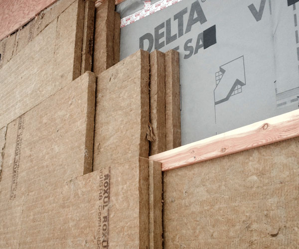 Mineral wool batt insulation for Insulation board vs fiberglass
