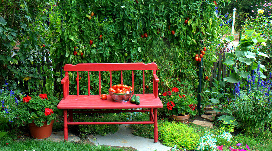Techniques for urban farming green home guide ecohome - Objets decoration jardin exterieur ...