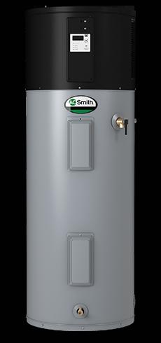 Exterior Compressor Heat Pump Water Heater Green Home