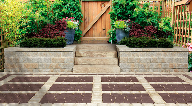 All About Water Permeable Paver Stones And Landscapes