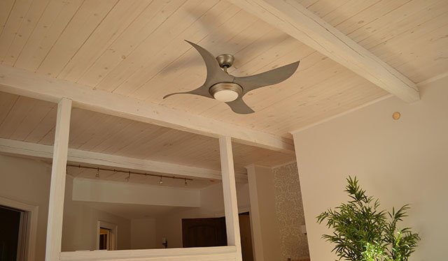 Installing wood ceilings green home guide ecohome for Green home guide