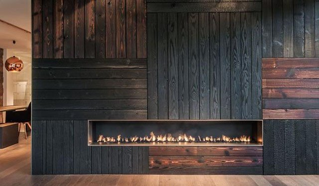 shou sugi ban burnt wood siding ecohome. Black Bedroom Furniture Sets. Home Design Ideas