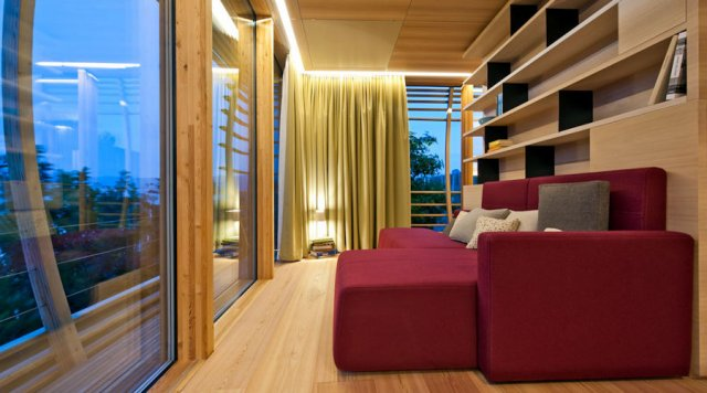 The Fincube Tiny House Ecohome