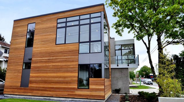LEED Prefab Kit Homes in Vancouver - Ecohome