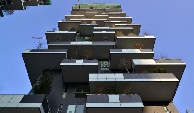 Bosco Verticale Vertical forest