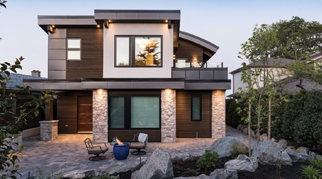 Net Zero Homes In Canada Modern Design Ecohome