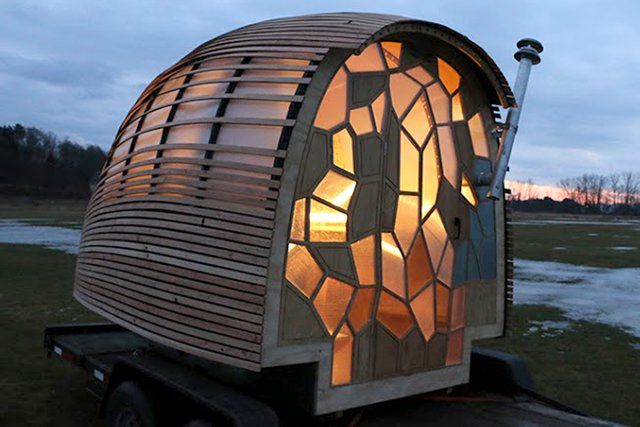 Otis mobile tiny house