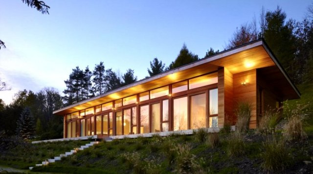 LEED home in Mulmur, Ontario