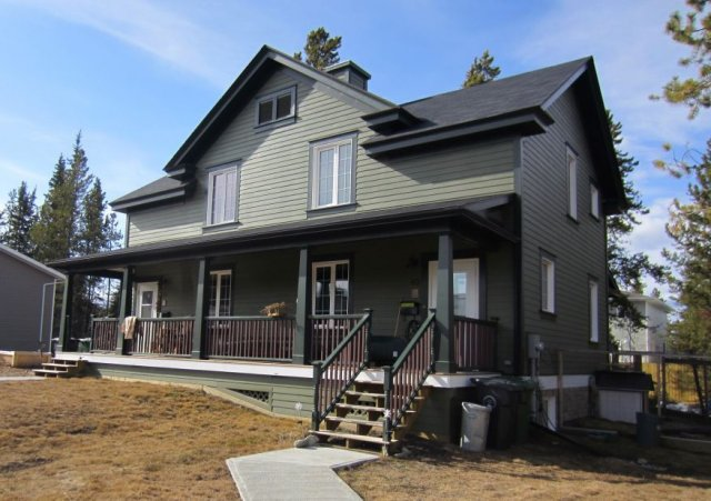 The yukon 39 s first leed certified home news ecohome for Leed certification for homes