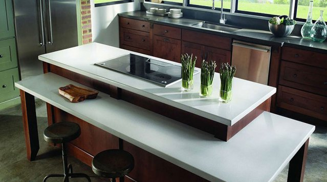 New options for kitchen counters