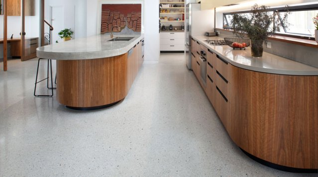 Finishing concrete floors with silicate densifiers