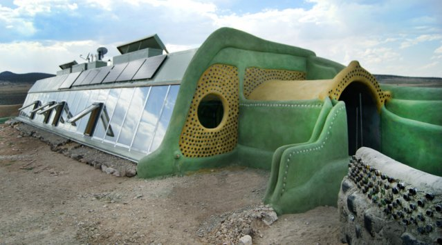 Do Earthships work in cold climates?