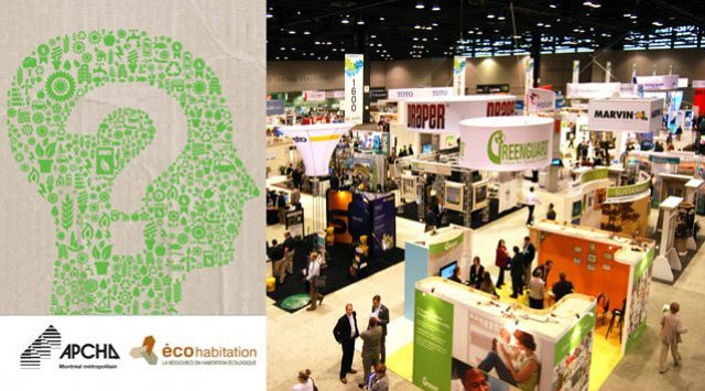 ECO-EXPO 2015 in Montreal: A green builders conference and trade show