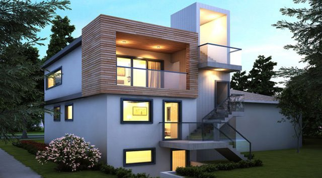 The city of Vancouver is actively promoting Passive House construction