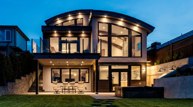 The first Net Zero-labelled house in Canada