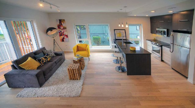 The North Park Passive House on Vancouver Island