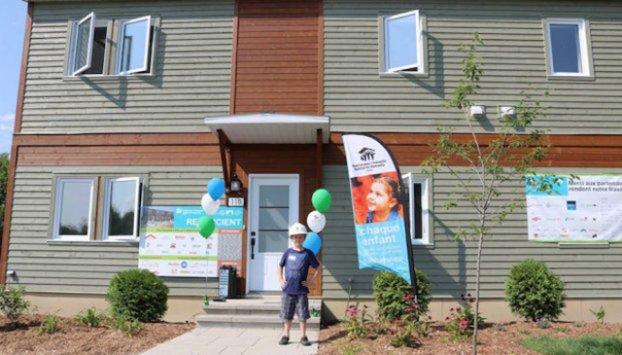 OUR HOUSE: a community home building endeavour