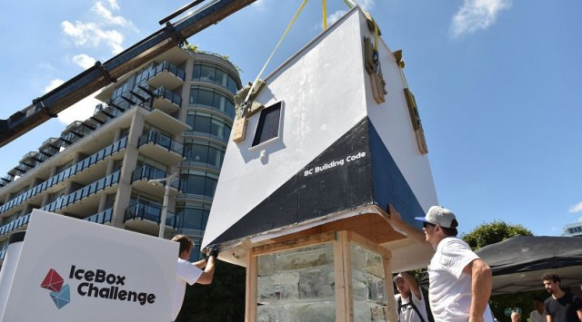 Vancouver tests Passive House performance with the Ice Box Challenge