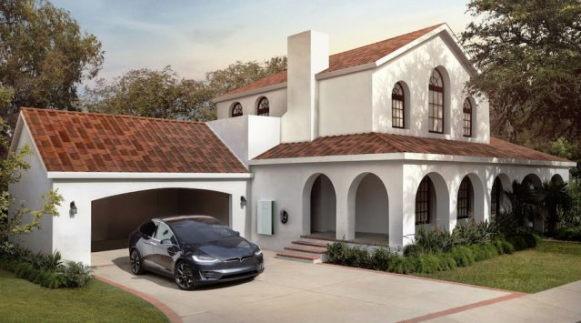 The Tesla Solar Roof price and release date