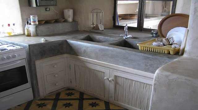 House beautiful bathrooms 2016 - Tadelakt Plastering At The Endeavour Centre Event Ecohome
