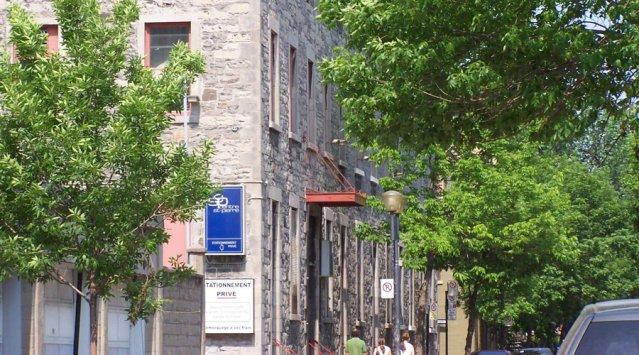 Le centre St Pierre