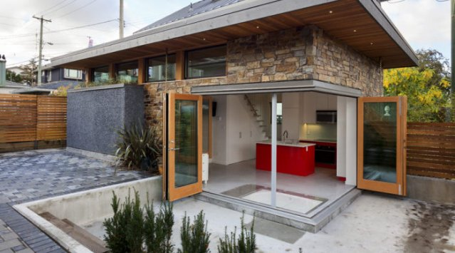 Flexible design for easier renovations in the future green home guide ecohome - The flex house ...