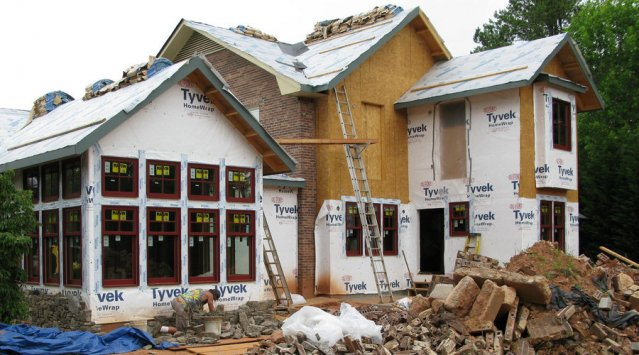 Choosing a general contractor green home guide ecohome for How to choose a building contractor