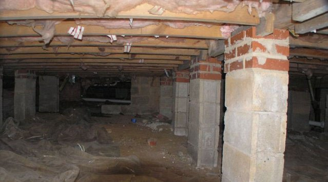 Best practices for insulating crawlspaces green home for Isolation fenetre ancienne