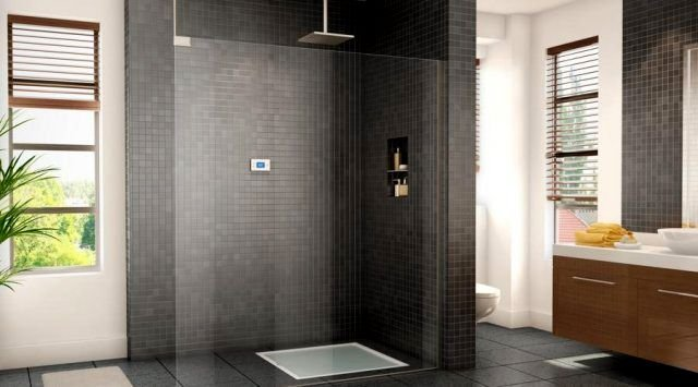 save money with low flow shower heads green home guide. Black Bedroom Furniture Sets. Home Design Ideas