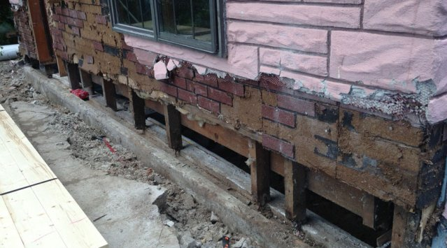 Choosing between renovating and rebuilding