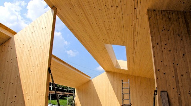 DLT Dowel Laminated Timber