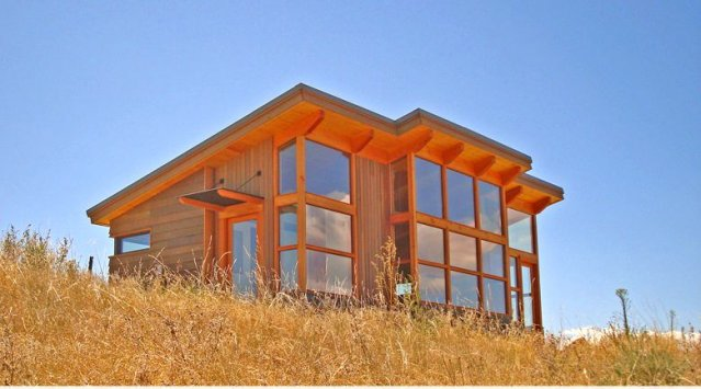 Sustainably built accessory dwelling units from FabCab