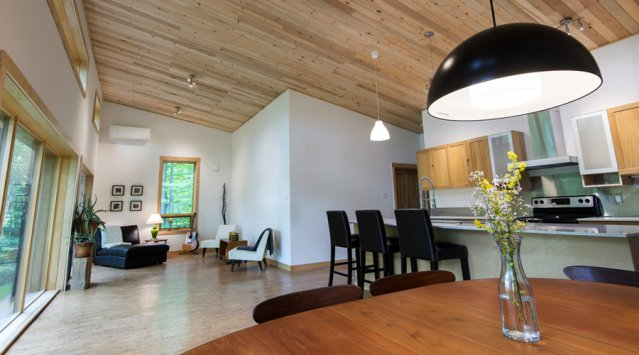 The Edelweiss House, Canada's first LEED V4 Platinum