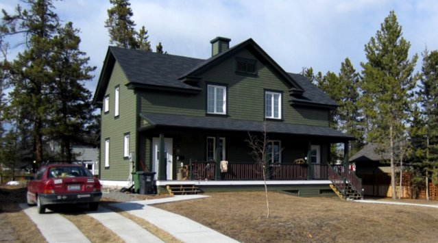 The yukon 39 s first leed certified home news ecohome for Leed certified house