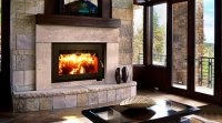 High efficiency fireplace