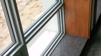 Triple pane durable and high performance windows