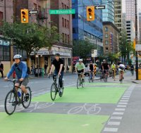 Ontario to install bike lanes