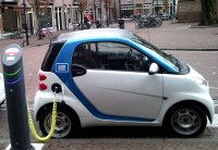 Compact electric vehicle