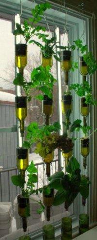 Vertical Window Garden