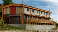 Multi-unit Passive House for Heiltsuk First Nation on Campbell Island, BC