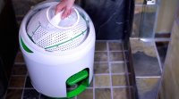 Drumi the foot pedalled washing machine that makes laundry off-grid oh so easy
