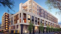 LEED apartments and condos for sale: Arbora in Griffintown, Montreal