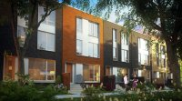 LEED Townhouses for sale: Homes in Quartier Greenwich, Pointe-Claire
