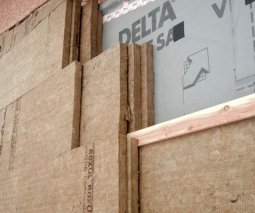 insulation r values and performance characteristics On mineral fiber board insulation