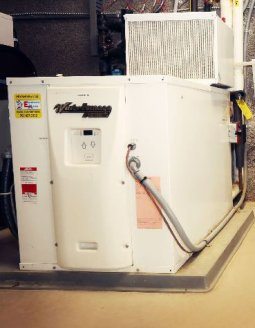 WaterFurnace ground source heat pump